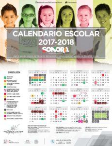 Calendario SEC 2017-2018