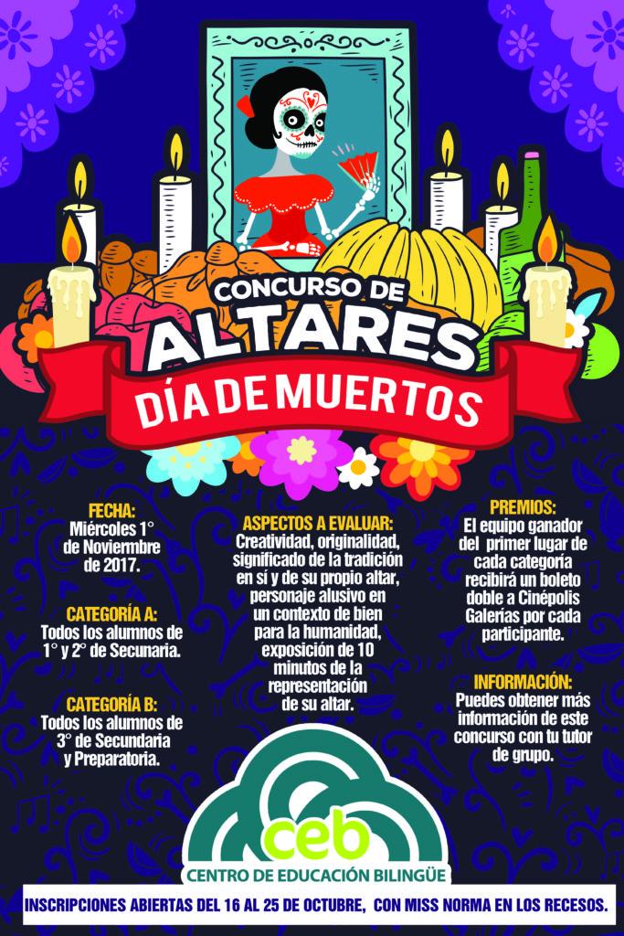 Poster Concurso Altares