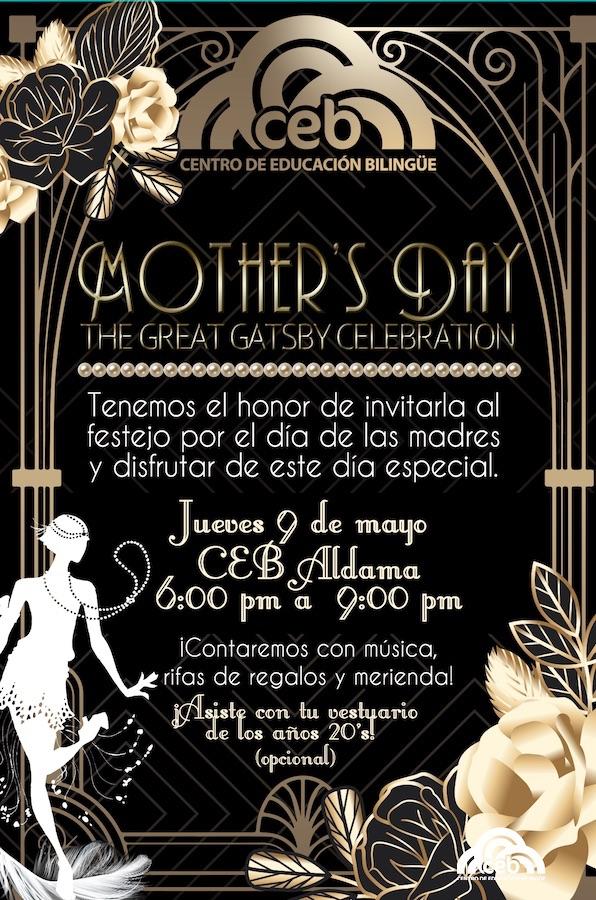 Invitacion Madres Institucional